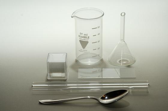 Zubehör zum Züchten von Mikrokristallen